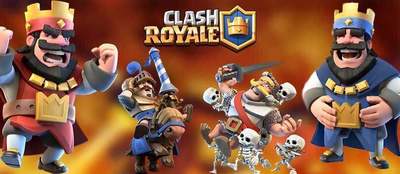 Kombinasi Battle Deck Tak Terkalahkan untuk Level 5 Clash Royale