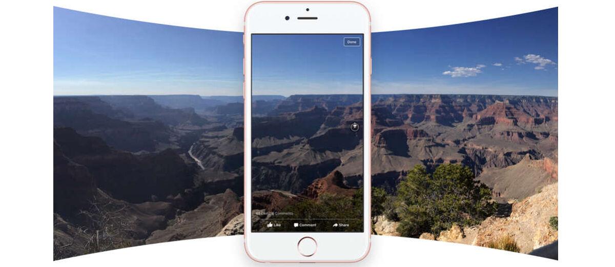 Keren! Beginilah Cara Membuat Foto 360 Derajat Dan Mempostingnya ke Facebook