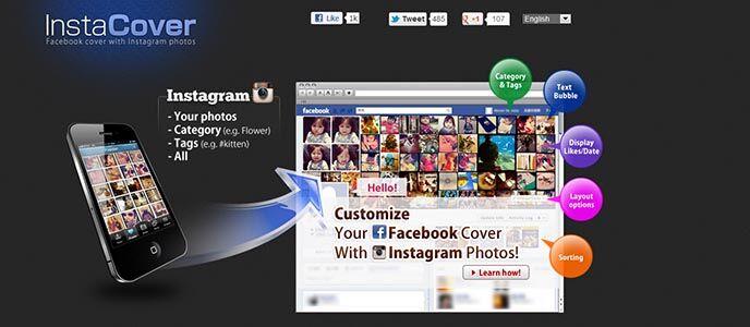 Cara Mengganti Cover Foto Facebook dengan Foto Instagram
