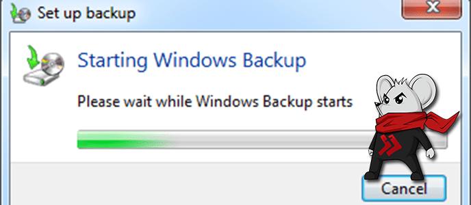 Cara Aman untuk Backup dan Restore File di Windows 7