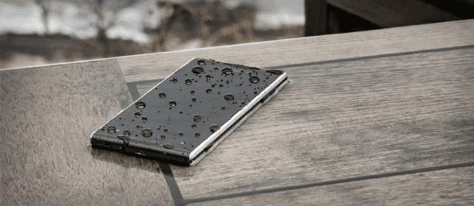 Inilah Arti Kode Sertifikasi Smartphone Anti Air