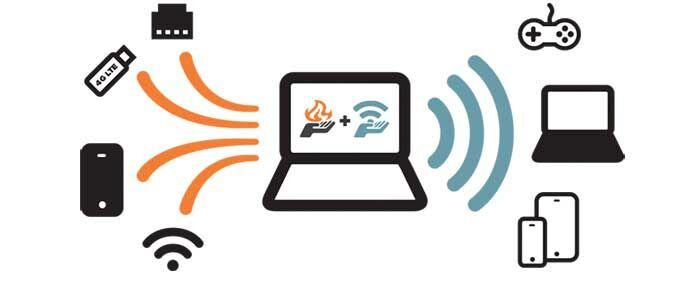 Cara Mengubah Laptop Menjadi WiFi Hotspot