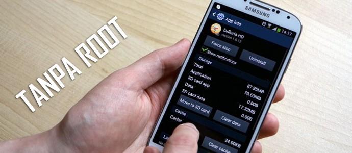 Cara Mudah Pindahkan Aplikasi Android ke SD Card Tanpa Root