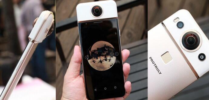 Smartphone Paling Unik Dan Gila 5