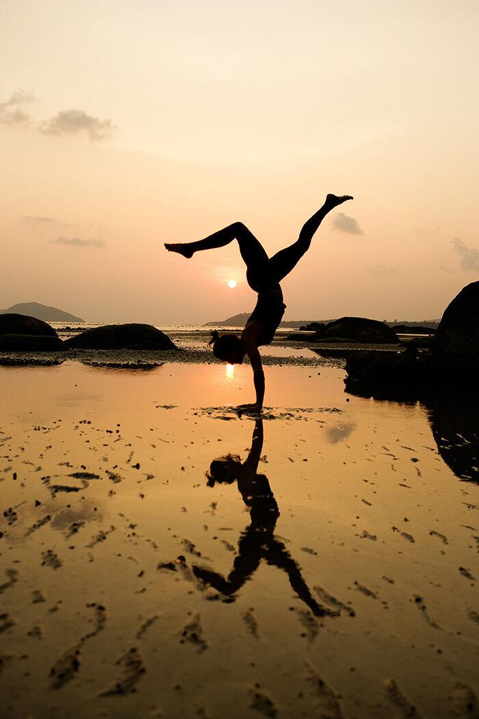 Indahnya Yoga