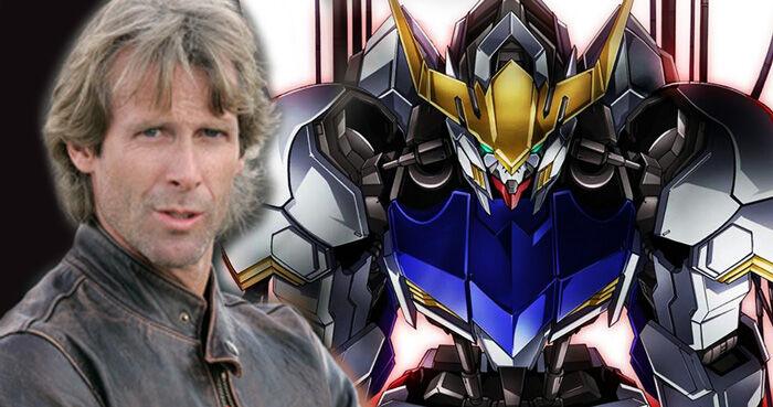 Anime Terbaru Gundam Dengan Michael Bay 2