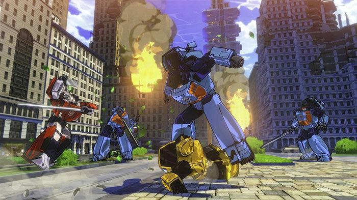 Transformer Devastation Rilis Di Pc Ps4 Xbox One