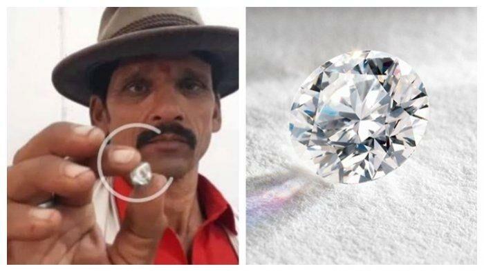 Petani Temukan Berlian 6001e
