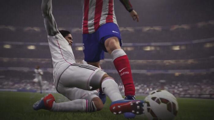 Fifa 16 E3 2015 Event 3
