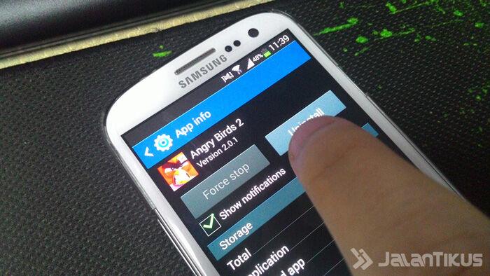 Cara Memperbesar Internal Memori Android 1