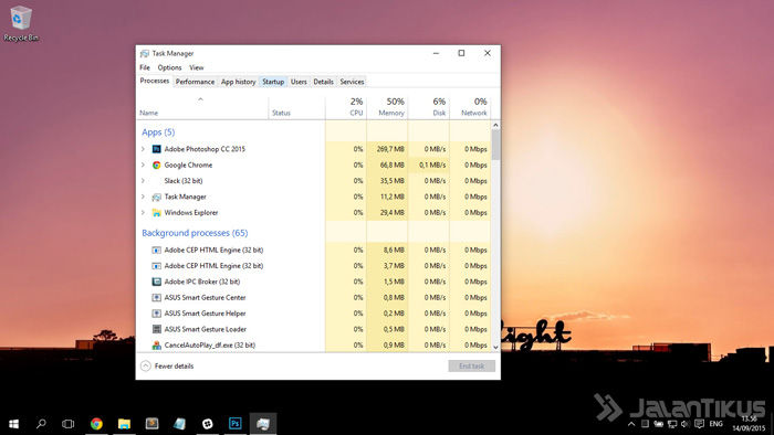 Cara Mempercepat Booting Windows 10 2