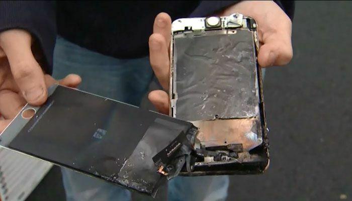 Iphone 6 Plus Meledak
