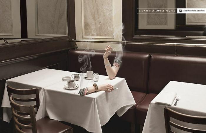 Ilustrasi Bahaya Merokok Kreatif Borredpanda 13