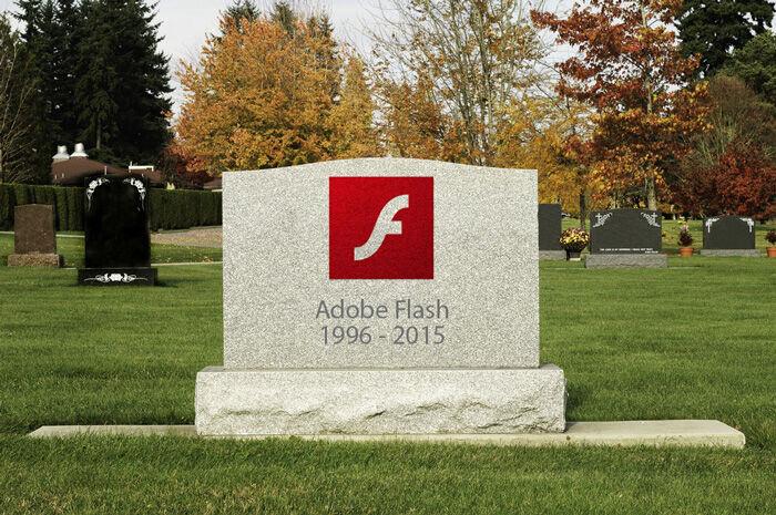 Adobe Flash Resmi Ditutup 1