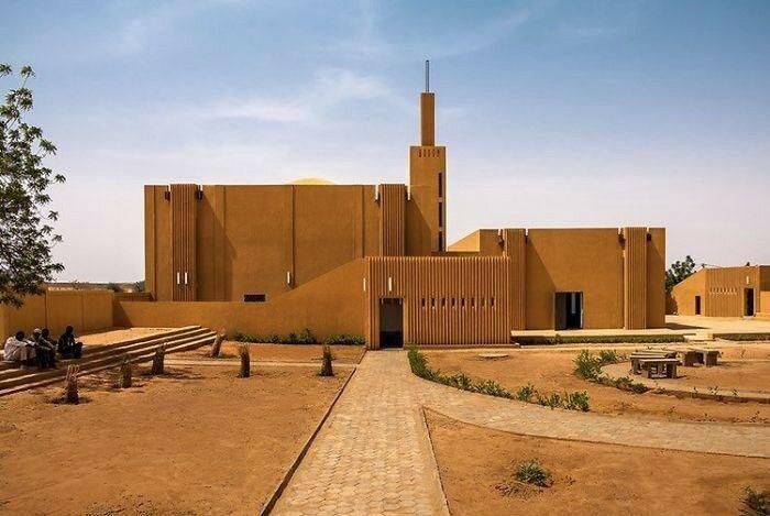 Desain Bangunan Afrika 6772c