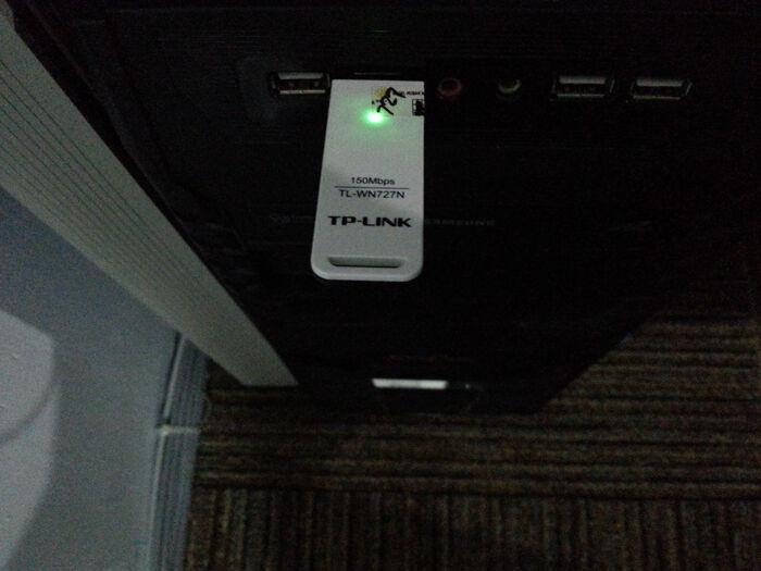 Install Wifi Adapter Tp Link Tl Wn727n