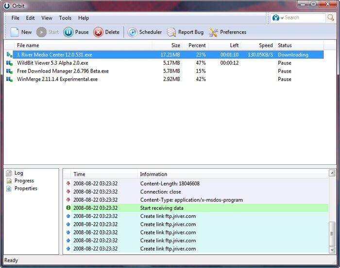 Orbit Downloader 1 B7608