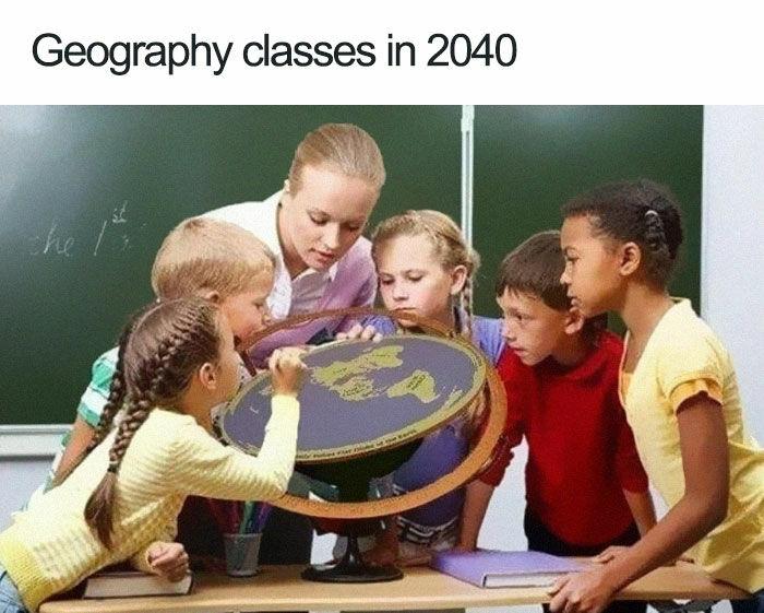 Meme Sindir Bumi Datar 3 2d472