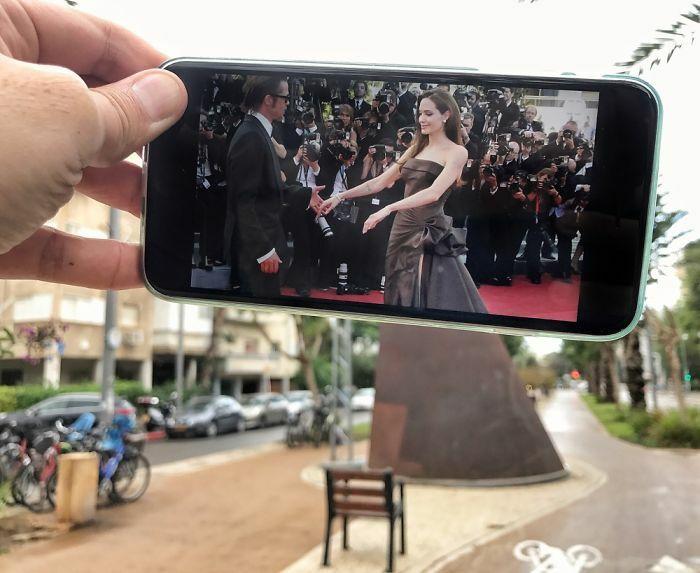 Rok Angelina Jolie Modis Banget Ya