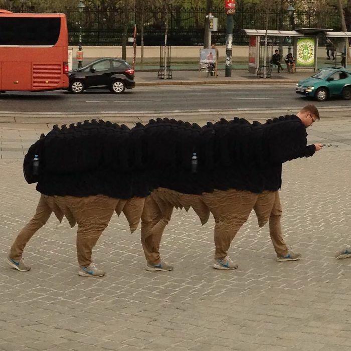 Kalau Yang Ini Mah Serigala Berbulu Domba Hehe