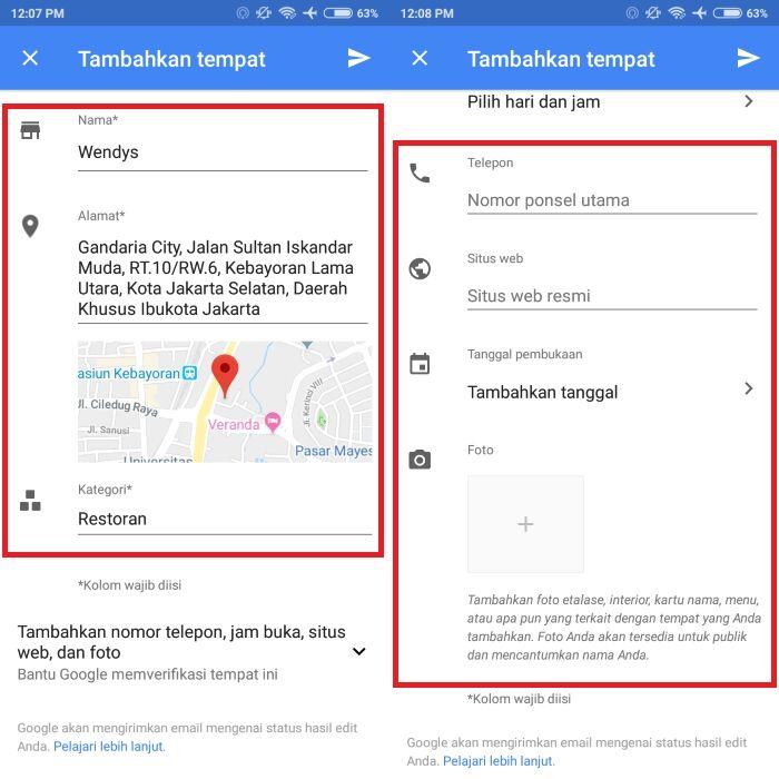 Cara Menambah Lokasi Baru Google Maps 1 71659