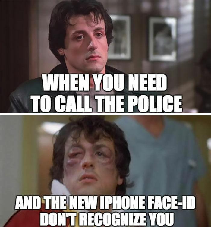 Meme Iphone X 7