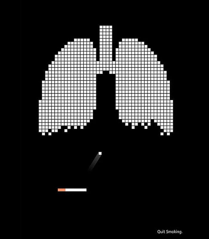 Ilustrasi Bahaya Merokok Kreatif Borredpanda 9