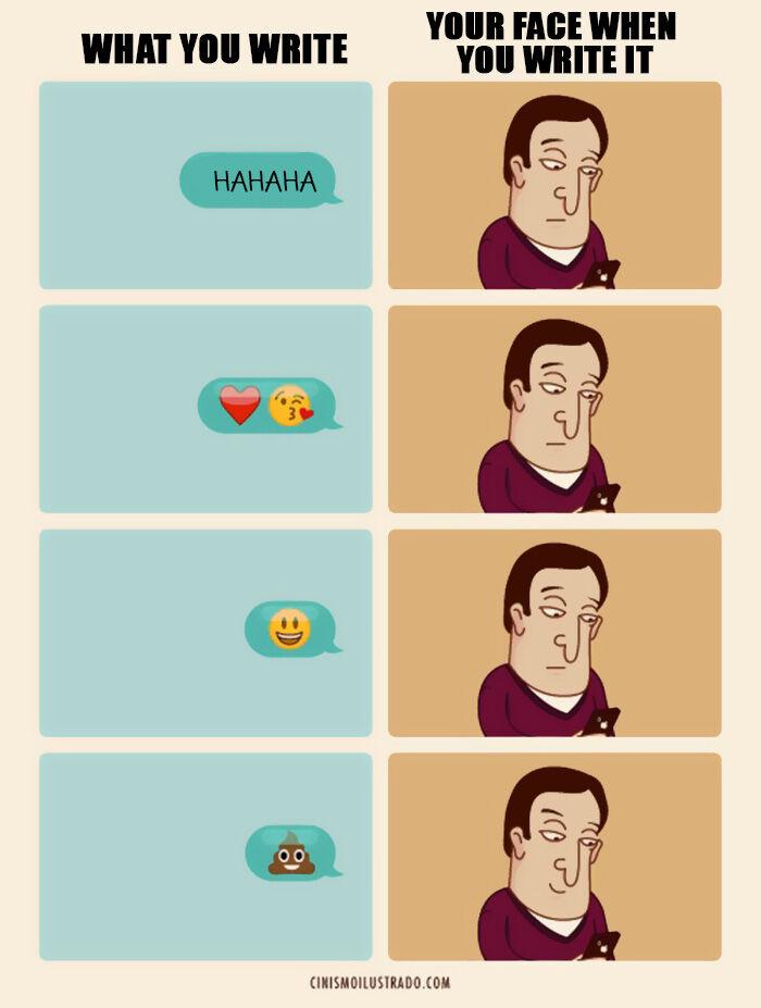 Emoji Yang Kamu Banget Ternyata