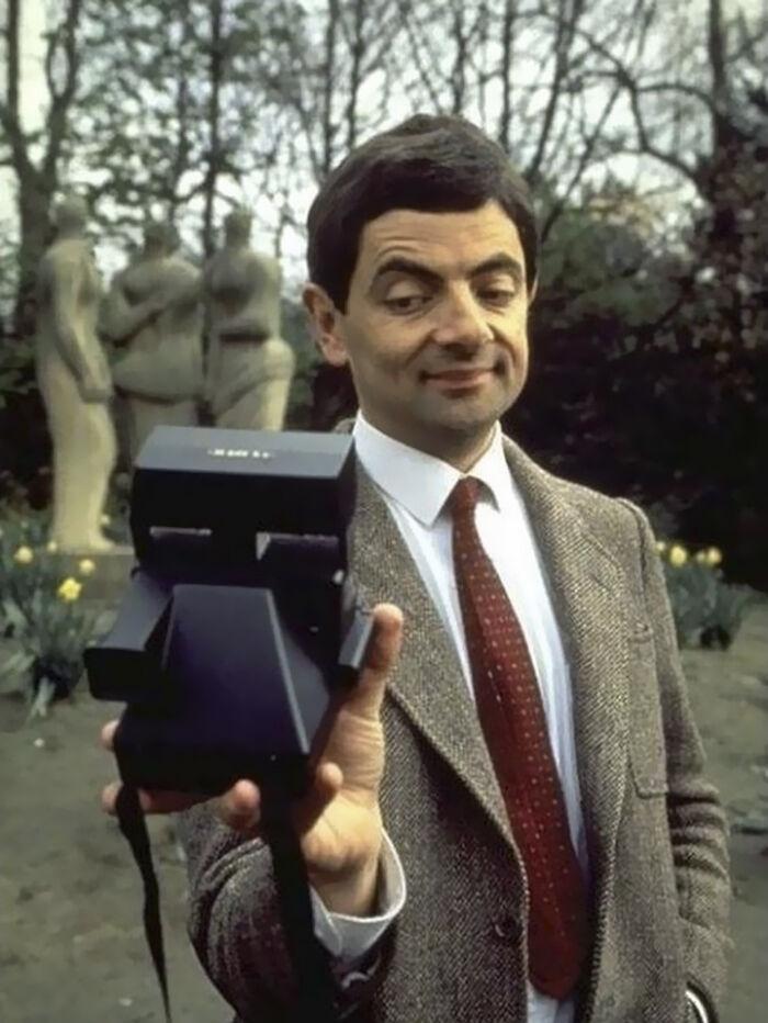 Foto Selebriti Sebelum Adanya Smartphone 1