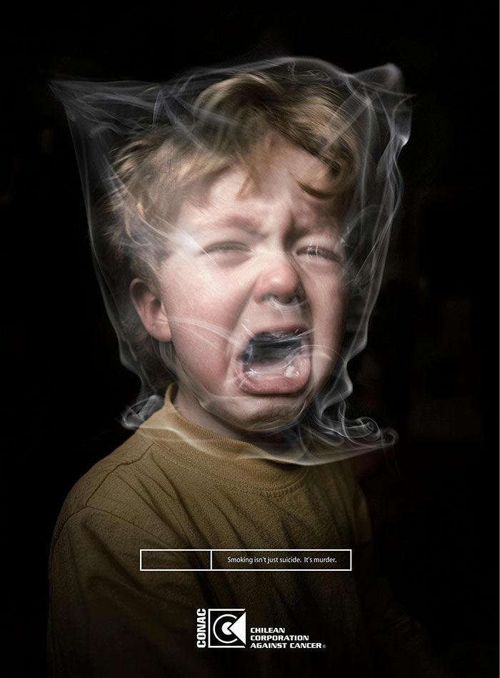 Ilustrasi Bahaya Merokok Kreatif Borredpanda 21