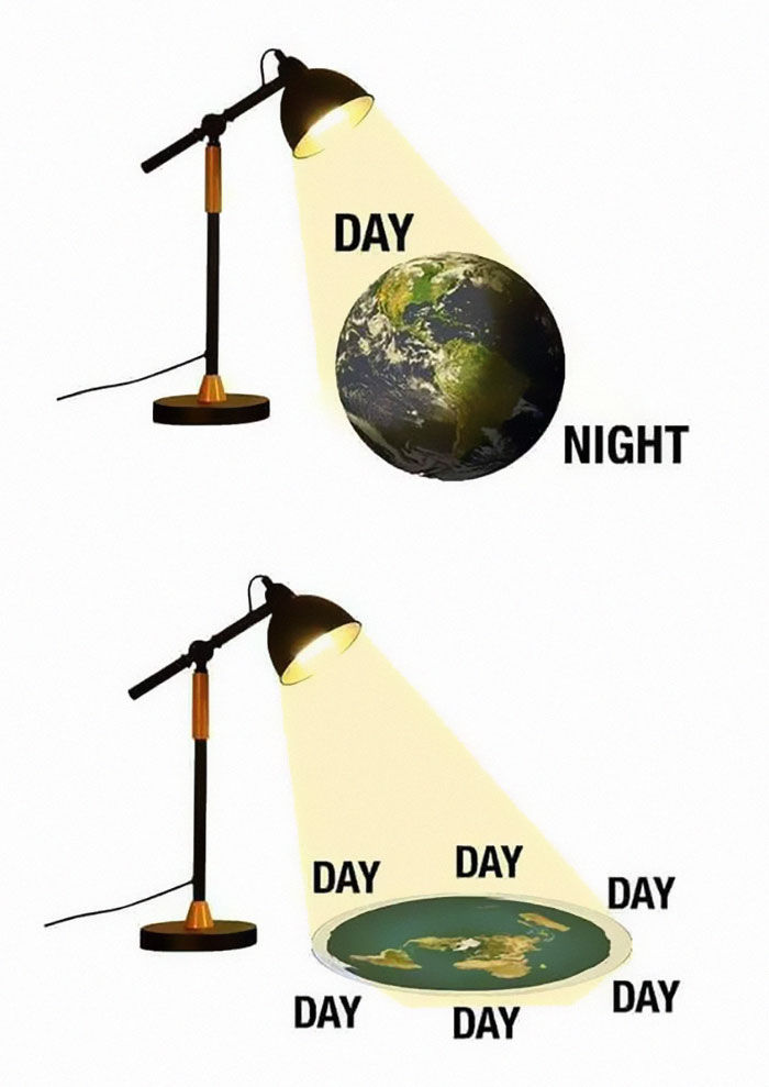Meme Sindir Bumi Datar 9 990f4