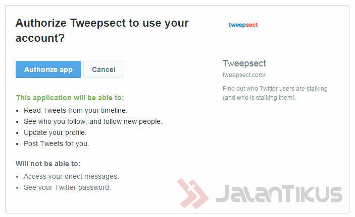 Cara Mengetahui Siapa Yang Sering Stalking Twitter Kamu 2