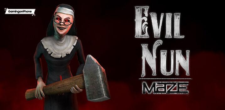Evil Nun Mod Apk Unlimited Money F6482