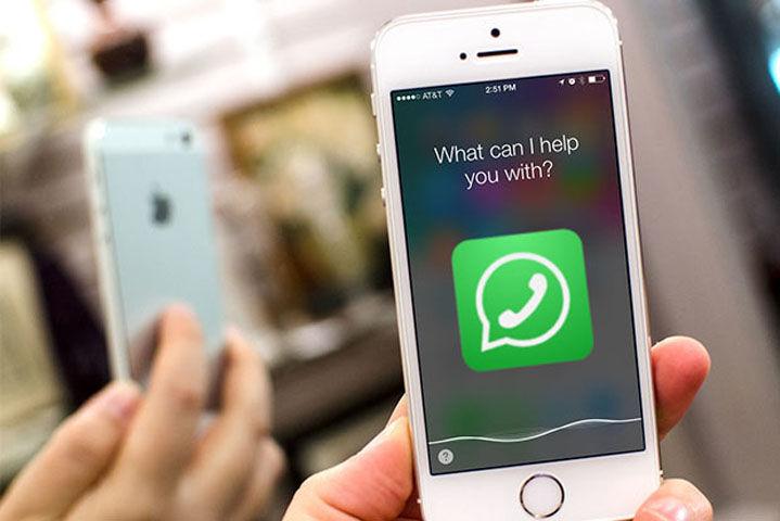 Siri Membaca Pesan WhatsApp