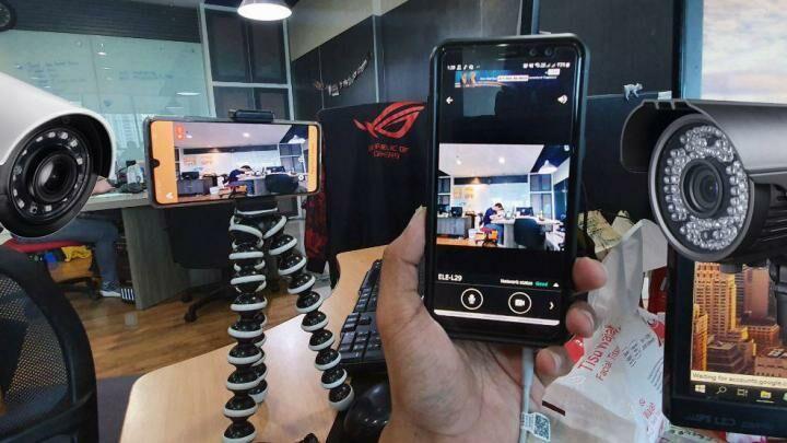 Cara Membuat Smartphone Android Bisa Menjadi Cctv Jalantikus