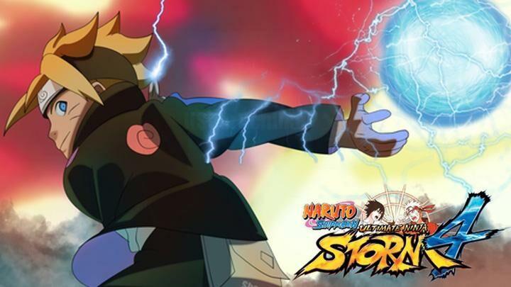 Boruto Sarada Naruto Shippuden Ultimat Ninja Storm 4 1