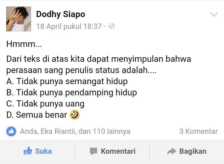 Status FB Keren Banyak Like 3770e