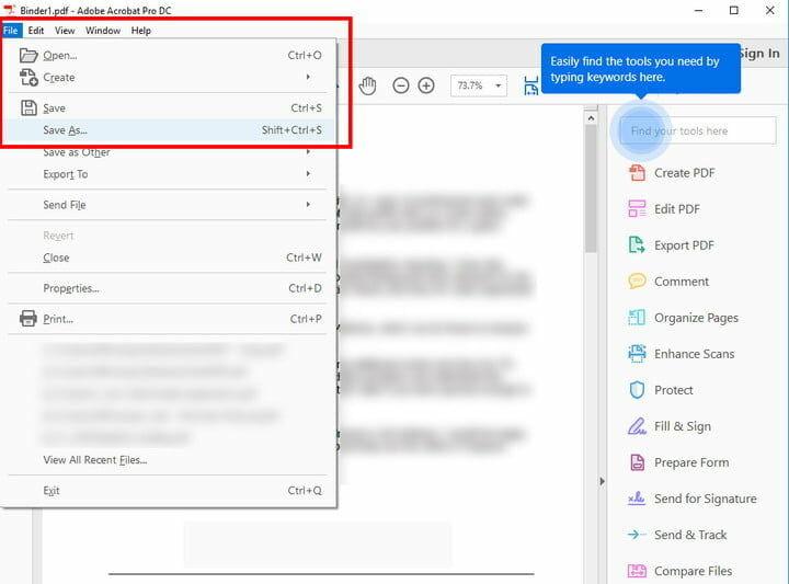 Cara Menggabungkan File Pdf Dengan Adobe Reader 5 2ac9e