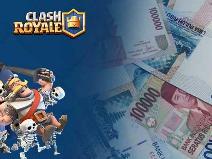 Daftar Harga Jual Akun Id Clash Royale Jalantikus