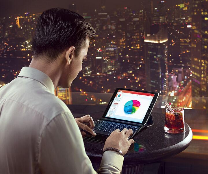 Samsung Galaxy Tab S2 Satu Tablet Berjuta Kemudahan 1