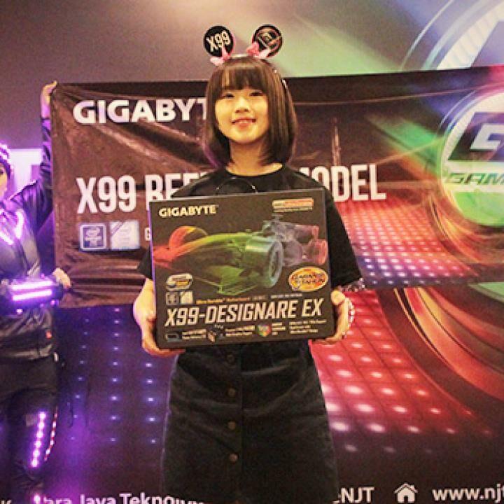 Resmi GIGABYTE X99 Refresh Model Hadir di Indonesia