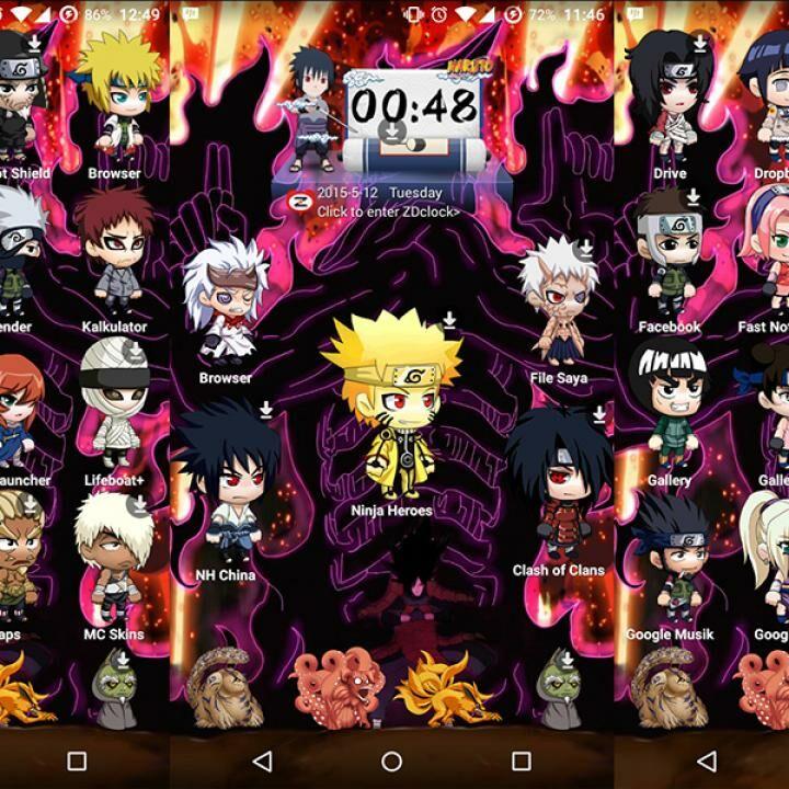 Unduh 66 Wallpaper Naruto Untuk Hp Xiaomi Gratis Terbaru