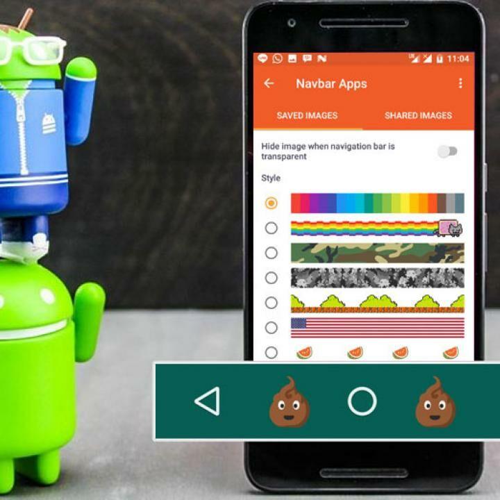Cara Ganti Tombol Navigasi Android Tanpa Root - JalanTikus com