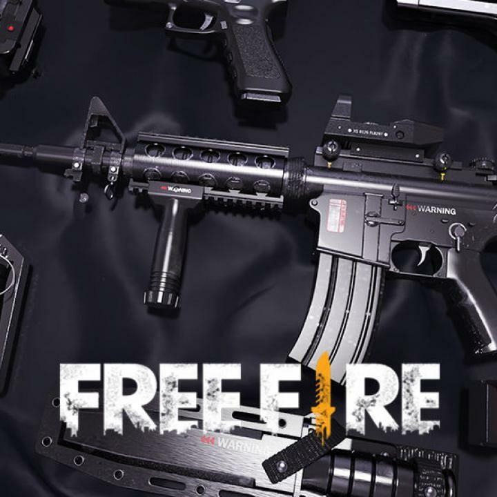 10 Senjata Tersakit Dan Terbaik Di Freefire Pasti Booyah Jalantikus