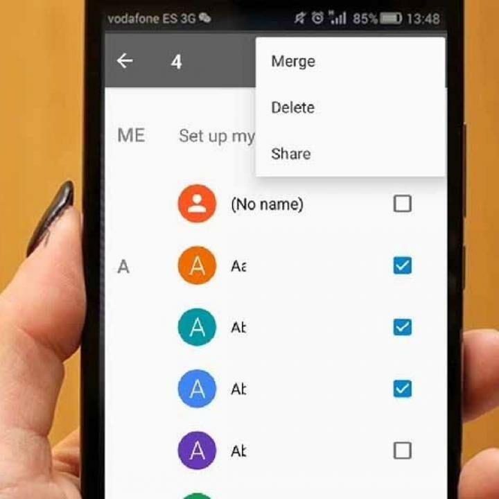 3 cara memindahkan kontak dari android