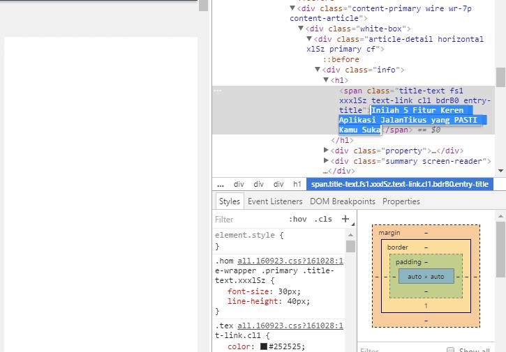 Cara Inspect Element Di Website 7