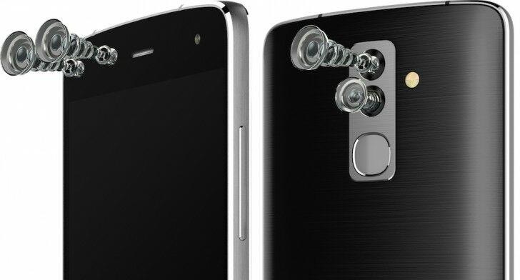 Smartphone Dengan 4 Kamera 3