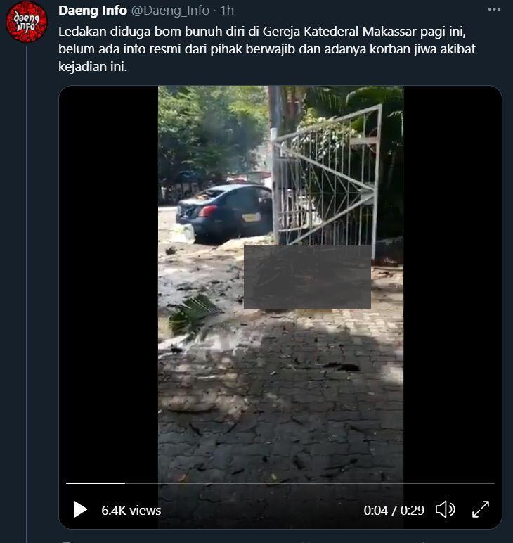 Bom Bunuh Diri Makassar F00fa