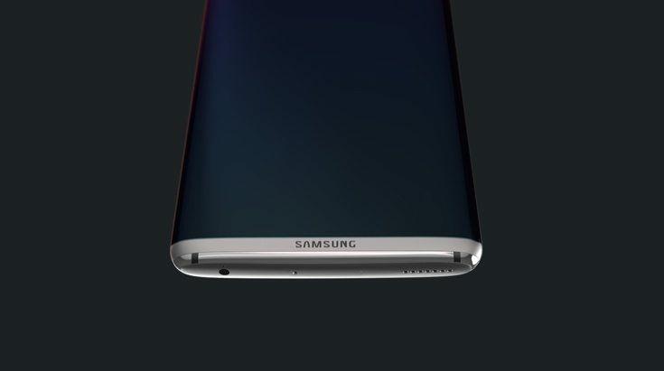 Samsung Galaxy S8 Konsep