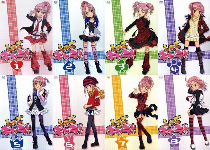 Karakter Cewek Anime Fashionable 4